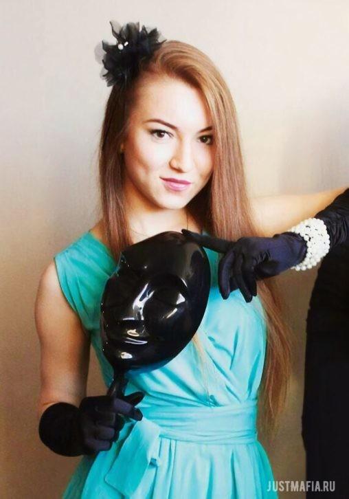Ведущий Мафии — Виктория Зубова