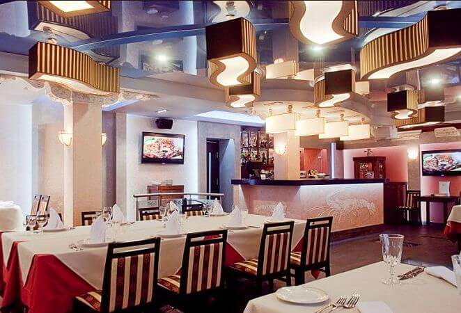 Ресторан Aragosta