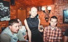Ведущий Мафии — Ольга Дутова, игроки